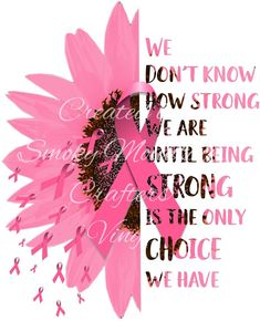 Breast Cancer Art, Breast Cancer Crafts, Breast Cancer Quotes, Breast Cancer Support, Breast Cancer Awareness, Alzheimers Awareness, Cancer Tattoos, Pink October, Tatoo