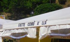 """""""Fatte cchiù a' llà""""  Tremiti, Puglia (2013)"""