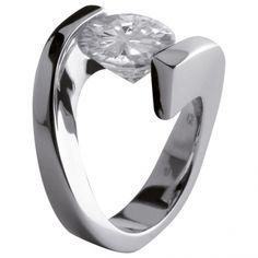 MelanO Brilliant Ring - 01R 5276