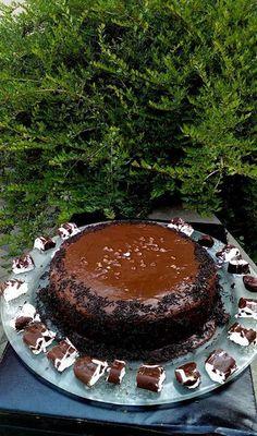 Σοκολατόπιτα !!!! ~ ΜΑΓΕΙΡΙΚΗ ΚΑΙ ΣΥΝΤΑΓΕΣ
