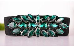 Belleza de lujo! Gorgeous Austrian Crystal correa multicolor salvaje Cintos alta calidad cinturones de diseño para mujeres en Cinturones y Fajas de Moda y Complementos Mujer en AliExpress.com | Alibaba Group