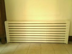 Radiator. Radiators, Blinds, Castle, Curtains, Home Decor, Sunroom Blinds, Insulated Curtains, Homemade Home Decor, Radiant Heaters