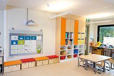 Coöperatieve speelleerpleinen en lokalen voor basisschool Walter Gillijn | Heutink.nl