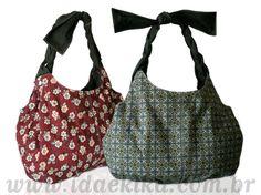 Bolsa Flor de Liz / Bag