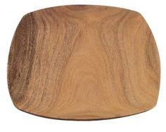Pacific Merchants Acaciaware Tapered Natural Square Plate, 10-Inch by 10-Inch by 1-Inch by Pacific Merchants Trading Company. $14.99. Durable, resinous acacia hardwood with rich color and prominent grain. Attractive plate can be used for special occasions or everyday use. Harvested using careful practices to protect and sustain the environment. Wash by hand and air dry can be treated with non-toxic mineral oil. Handcrafted for subtly unique details on each piece wate...