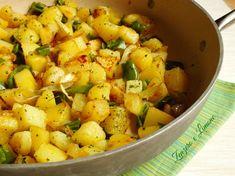 padellata patate cipolle
