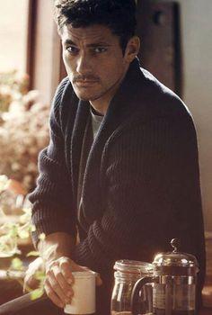 David Gandy for Burberry David Gandy, Gabriels Inferno, Dolce E Gabbana, Hommes Sexy, British Men, Book Boyfriends, Perfect Man, Gorgeous Men, Beautiful People