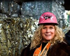 Marsha Serlin, Founder & CEO, United Scrap Metal  http://www.unitedscrap.com/bios-pages-29.php  #scrapmetal #environment #renewable  #entrepreneur  picture: Women We Laud: It's a Woman's World » Beauty News NYC - The First Online Beauty Magazine