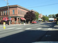 Sandpoint Historic District in Bonner County, Idaho.
