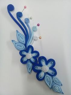 ThawThawNyein (flower botton) Silk Ribbon Embroidery, Hand Embroidery Designs, Chinese Flowers, Button Flowers, Button Crafts, Handicraft, Knots, Knitting, Shanghai Tang