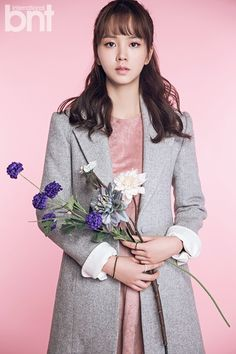 Kim So-hyun : bnt International, December 2014 Kim Sohyun, Do Kyung Soo, Child Actresses, Korean Model, Blazer, Lady, Womens Fashion, Ideas, December 2014
