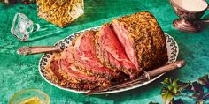 Just like the steakhouse-style prime roast your grandparents served at Christmas, but better, because it's made using the reverse-sear method for a super-tender, evenly cooked interior and an extra-crispy crust.