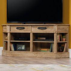 Corner TV Stand - Wayfair