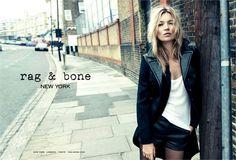 Kate Moss for Rag FW 2012/2013