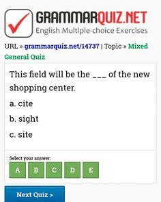 English Grammar Quiz, English Grammar Exercises, English Quiz, English Course, Learn English, English Language, General Quiz, Advanced Vocabulary, Ielts