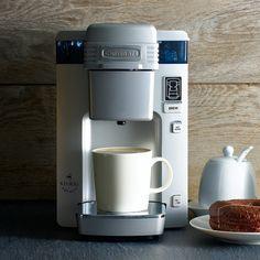 Cuisinart Compact Single Serve Coffee Maker Innovation : Cuisinart Compact Single Serve Coffee Maker Brew