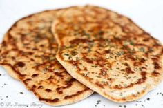 Clean Eating Naan