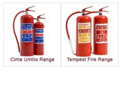Dry Powder Extinguishers