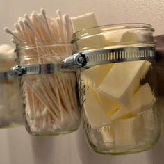 7 DIY Bathroom Storage Solutions