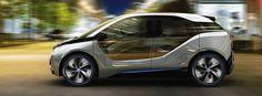E-Auto BMW i3: Electric car