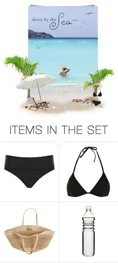 """""""Down by the Sea"""" by lmm2nd ❤ liked on Polyvore featuring art"""