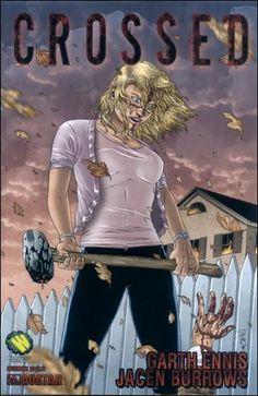 Crossed Sketchbook 1 C, Jan 2008 Comic Book by Avatar Press