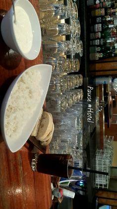 Hotel Ritzi  Reis mit Joghurt