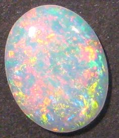 Australian Coober Pedy Crystal Opal - ready to be set and on sale :)