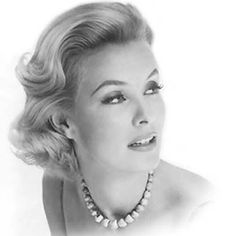 Dina Merrill 'Glamour - with both feet on the ground' - An Admirer