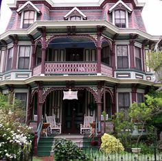 cape may, nj .... love the porches