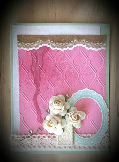 Kaisercraft : All That Glitters collection : card by Amanda Baldwin