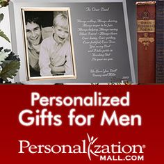 Fathers Day, Graduation- what to get?