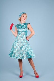 Cruiser | Bettie Page Clothing - I totally want this dress!!