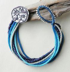 Erin Siegel Jewelry: Waxed Linen Jewelry