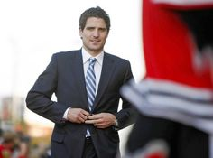 Patrick Sharp... Every lady goes crazy for  a Sharp Dressed Man