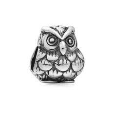 10.9$  Watch here  - Romacci S925 Sterling Silver Cute Owl Animal Charm European Fashion Bead for 3mm Snake Chain Bracelet Bangle Necklace DIY Women Jewelry Accessory