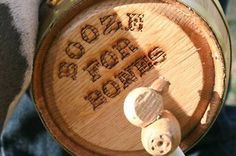 Dog Lover Products 116378: Quality Saint Bernard Barrel W Booze For Bones Signature Keg -> BUY IT NOW ONLY: $82.95 on eBay!
