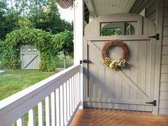 Little Farmstead: Gates, Pumpkins and Little Glimpses of Fall...