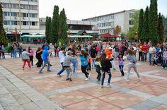 MOVE WEEK Bulgaria : Флашмоб и в Монтана!