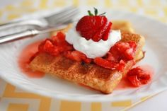 Yeasted Waffles   Tasty Kitchen: A Happy Recipe Community!