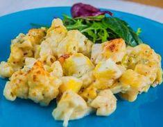 Smoked Haddock Macaroni And Cauliflower Cheese