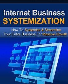 FREE eBook on Internet Business Systemization