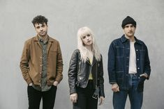 """""""New photos of Paramore for The New York Times 📸 by Eric Ryan"""" Paramore Hayley Williams, Taylor York, Music Is Life, My Music, Paramore After Laughter, Tennessee, Jeremy Davis, Mayday Parade, Best Online Casino"""