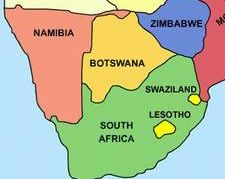 Many battles were fought for power in Southern Africa. Boers held to a Calvinist belief and they saw Africans as inferior beings. They began to push north in the They had many battles against several powerful African groups. Africa Map, South Africa, Democratic Election, Map Pictures, Country Names, African Countries, Travel Planner, Geography, Continents