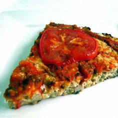 My Year on the Grill: Pizza - Diet Pizza... REALLY the 17 Day DIET PIZZA