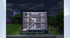 Confira este lote na Galeria do The Sims 4! - House For 8 Sims