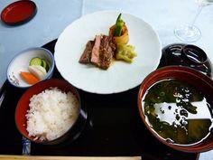 "Cena, Ristorante di ""Prince Hotel"", Shimoda Izu Japan"