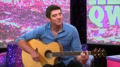 Steve Grand Live Acoustic Set on Look at Huh Hey Qween Aftershow with Jo...