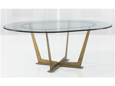 Oval Glass Dining Table minna table | ie | pinterest