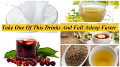 Drink Tart Cherry Juice It really helps if you drink a ½ cup to a 1 cup of tart cherry juice before you go to sleep. Tart cherry juice is a natural sleep aid because it's a source of tryptophan, which is an essential amino acid that coverts to serotonin, which then coverts to melatonin. Melatonin helps …